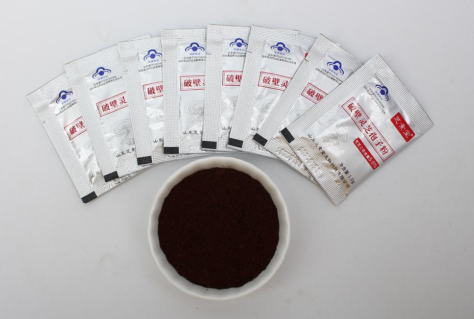 灵芝孢子粉一次吃几克为好?